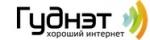 """Интернет провайдер ООО """"Гуднэт"""""""